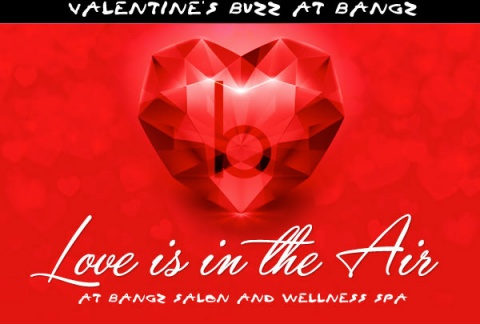 Valentine's Buzz at Bangz
