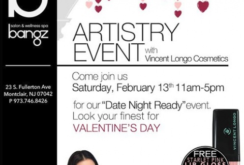 Complimentary Makeovers Vincent Longo Cosmetics