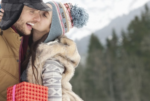 Valentines Day Bangz Kiss