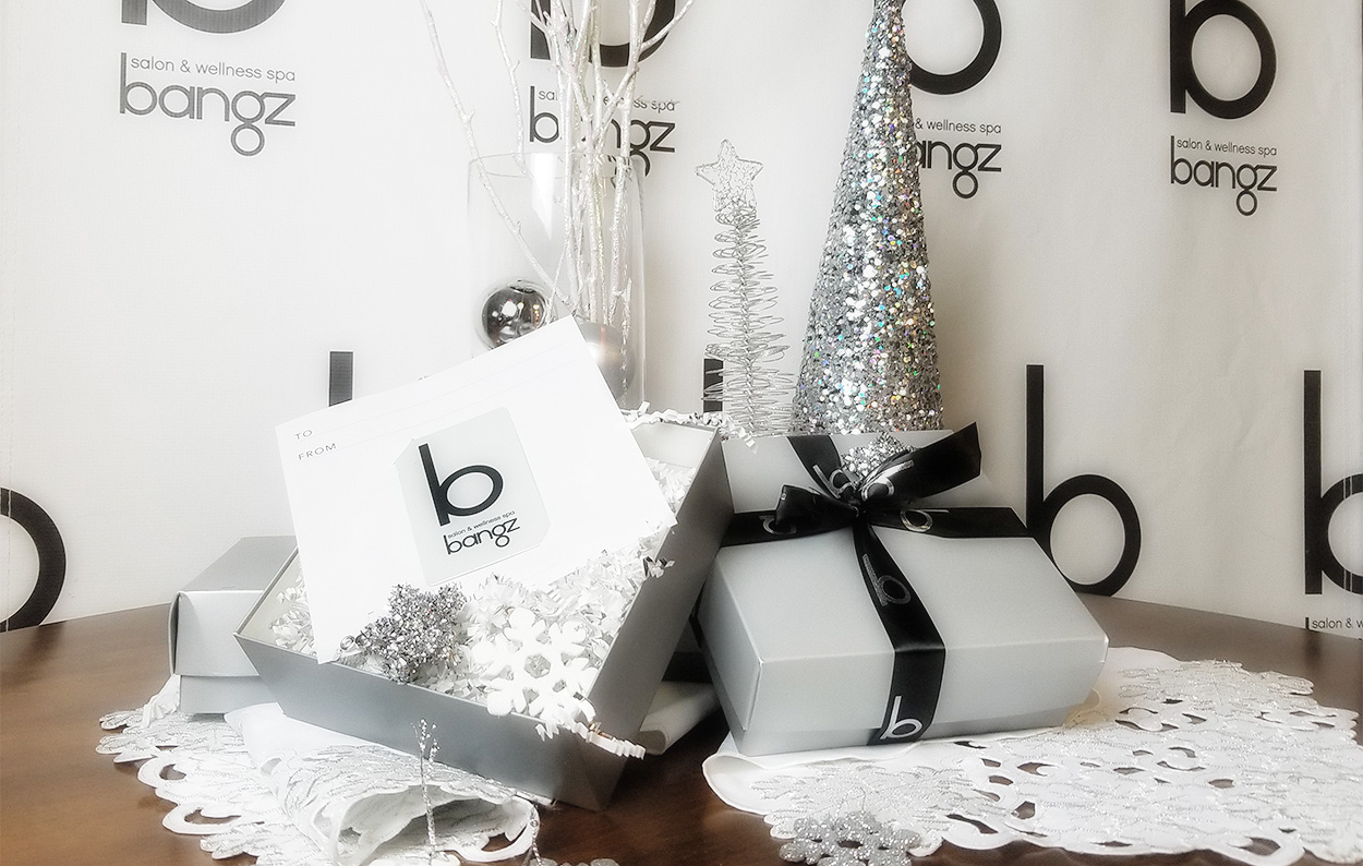 The Perfect Holiday Gift - Bangz Gift Card