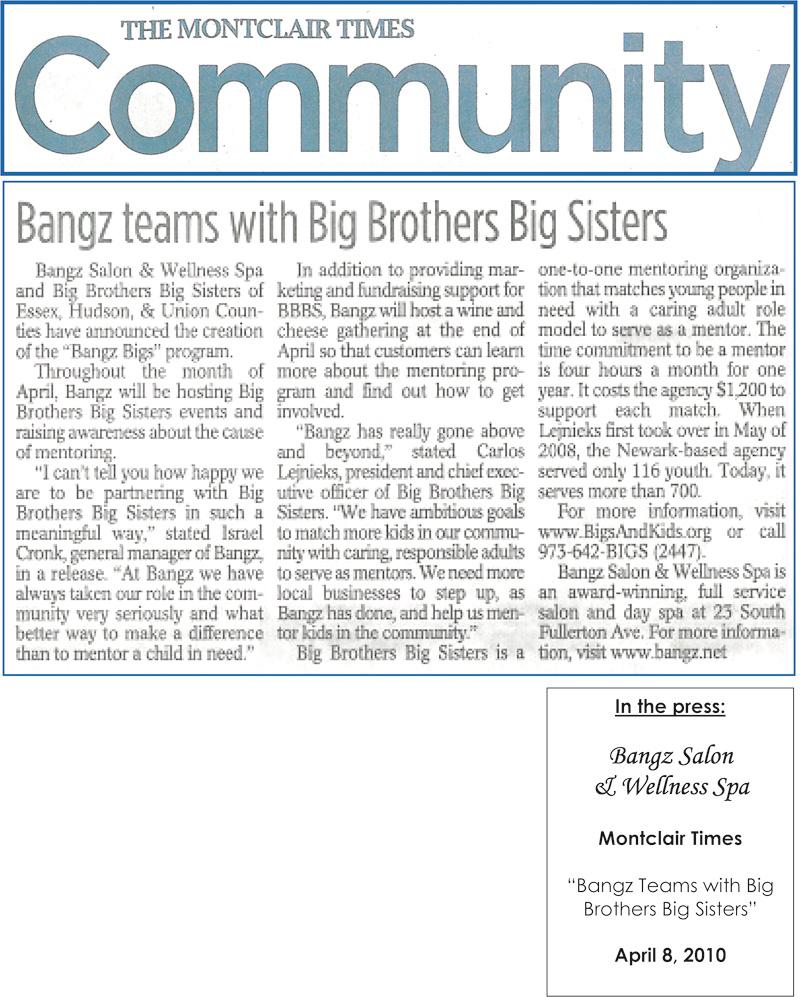 Montclair Times April 8 2010