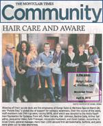 Montclair Times April 2010