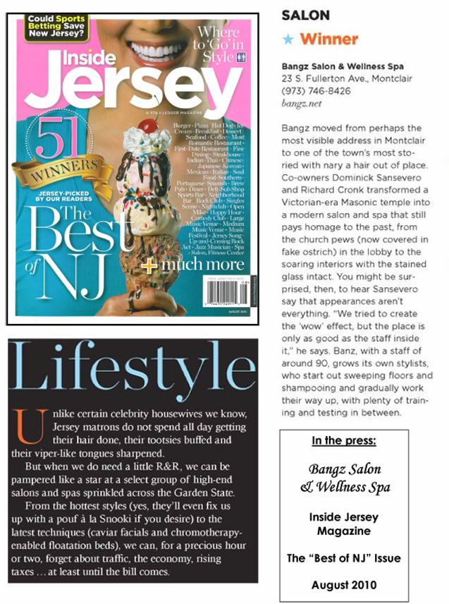 Inside Jersey August 2010
