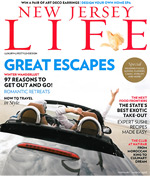 New Jersey Life Magazine February/March 2010
