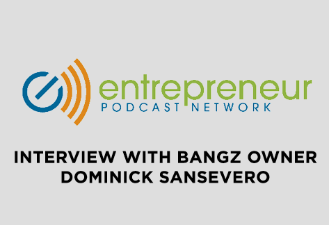 Podcast with Dominick Sansevero
