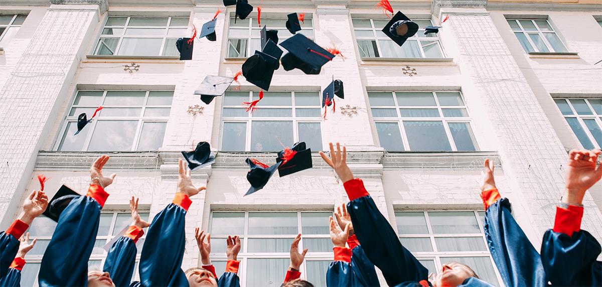 Congratulations to the recent graduates!