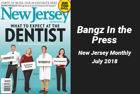 Bangz in the press - New Jersey Monthly Magazine