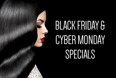 2018 Black Friday and Cyber Monday Specials