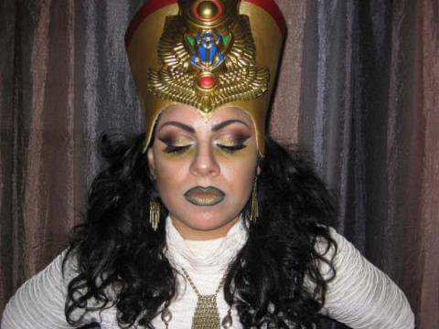 Halloween Makeup by Marixa